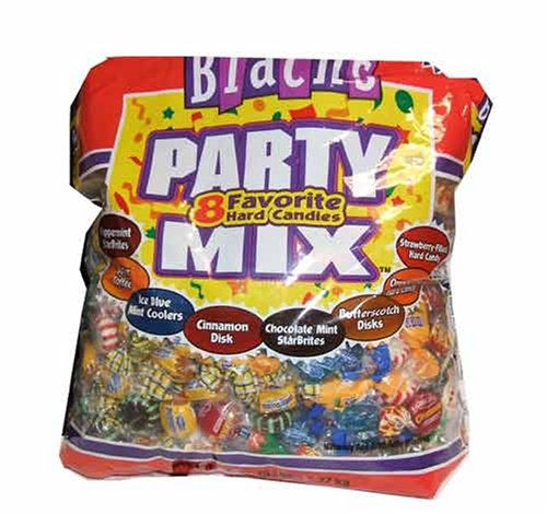 Individual Bags Of Candy